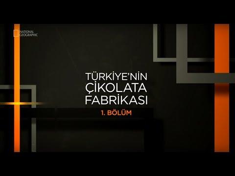 Türkiye'nin Çikolata Fabrikası Şölen - 1.bölüm