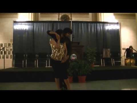 Romantic Bollywood Dance in Cleveland City Hall
