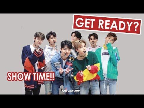"[MISS iKON] Compilation B.I Leader from iKON saying ""Get Ready"""