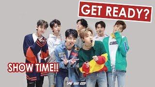 miss ikon compilation bi leader from ikon saying get ready