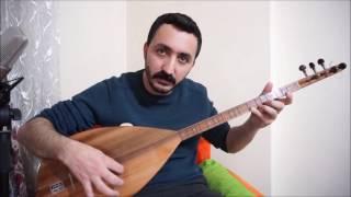 Ders 31/2 Halil İbrahim Solfej (Bağlama Dersi)