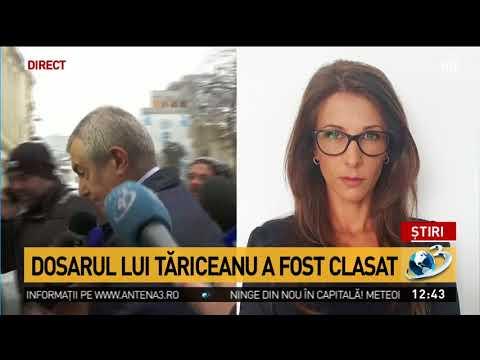 Dosarul lui Călin Popescu Tăriceanu a fost clasat