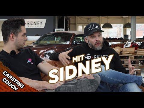 Wie Sind Deine Erfahrungen Mit Der Polizei? CARsting Couch Mit Sidney Hoffmann TEIL 1 BBM Motorsport