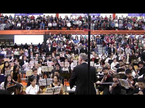 ILMEA District 7 Senior Orchestra Nov 2013