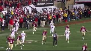 2013-14 Florida State Football Season Highlights/Recap - Including National Championship