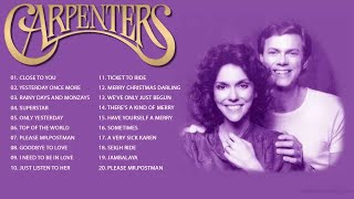 The Carpenters Greatest Hits Collection 2018   The Best Of The Carpenters