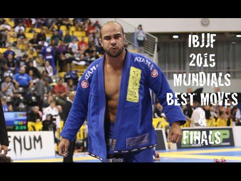 IBJJF 2015 World Championships - Best Moves & Finals [HELLO JAPAN]
