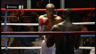 Tim Witherspoon JR v  Mark McKray
