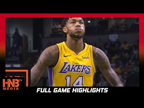 online store 78e8c 00276 Brandon Ingram (18 pts) Full Highlights vs Celtics / Week 4 / LA Lakers vs  Celtics