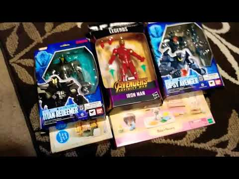 Toy Haul From Toys R' US! Pacific Rim Uprising And More!