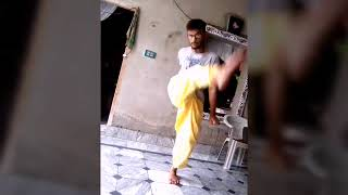 Mirza Ali Abbas Martial arts video