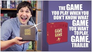 Game to Pick a Game Official Game Trailer
