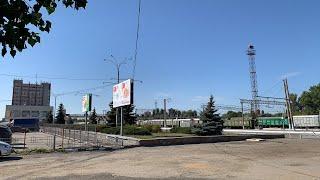 #Липецк2020. Сегодня Жара +30. Прогулка вдоль Жд Вокзала #Липецк. 6.09.2020. #Осень2020