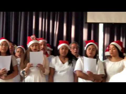 Christmas Carol By Tonga group !!! 2017