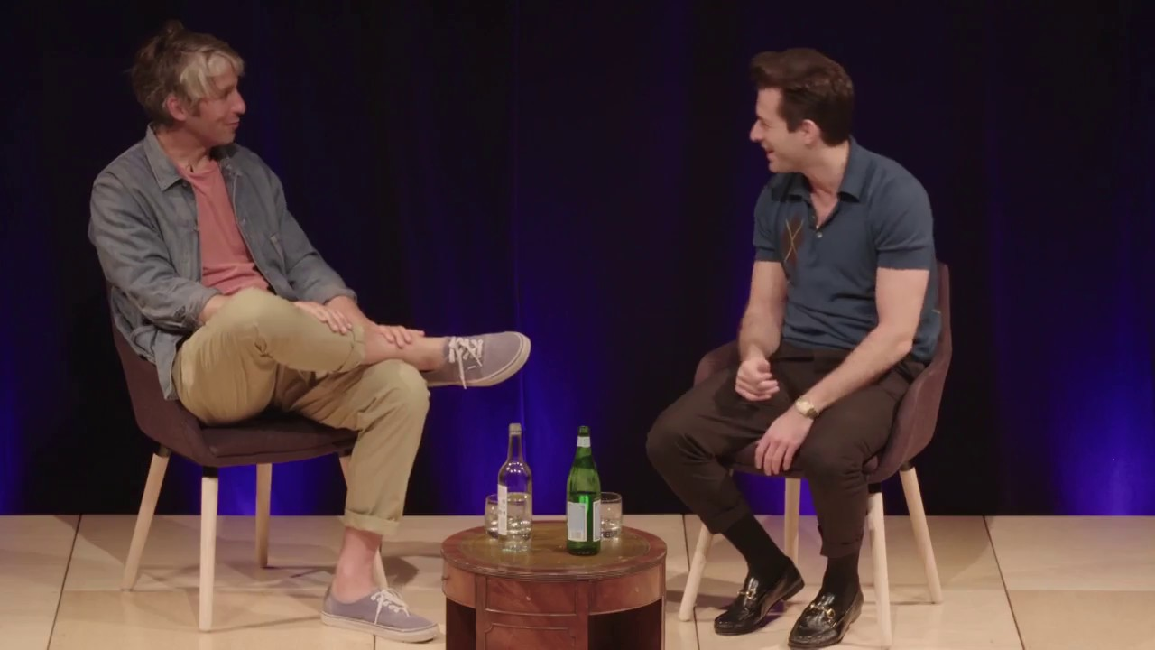 George Lamb meets Mark Ronson, the pair discuss Mark's success in the music industry
