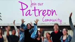 Changing lives through yoga! (Community on Patreon)