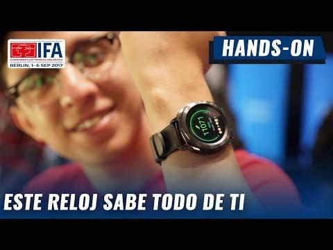 Samsung Gear Sport y Gear Fit 2 Pro. Hands-on en español