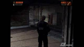 24 The Game PlayStation 2 Gameplay