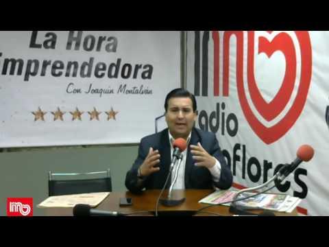 RADIO MIRAFLORES TELEVISION - LA HORA EMPRENDEDORA - 160928