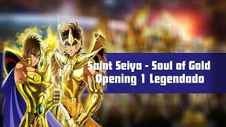 Saint Seiya: Soul of Gold - Opening 1 - 【Legendado PT-BR】