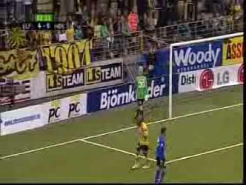 Denni Avdic 2(Elfsborg) - Striker / 2nd forward