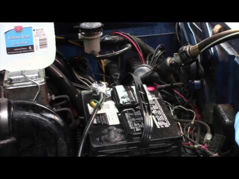 How to service vehicle batteries