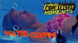 Fear Factor Moments | Water Coffin