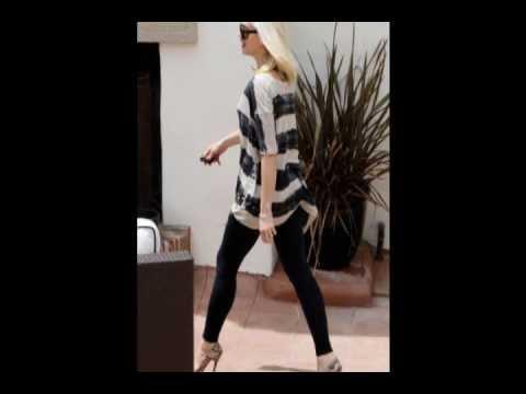 Gwen Stefani Hot and Sexy (Leggings)
