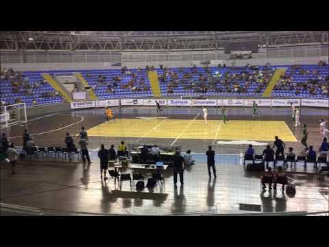 Catarinense: Blumenau Futsal 5x1 Mafra Gols