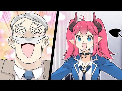 Succubus VS. Principal! [ANIME SHORT]