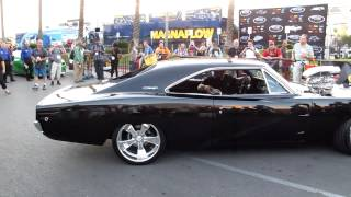charger 68 on sema 2011