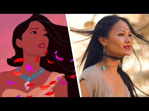 Thumbnail: If Disney Princesses Were Real