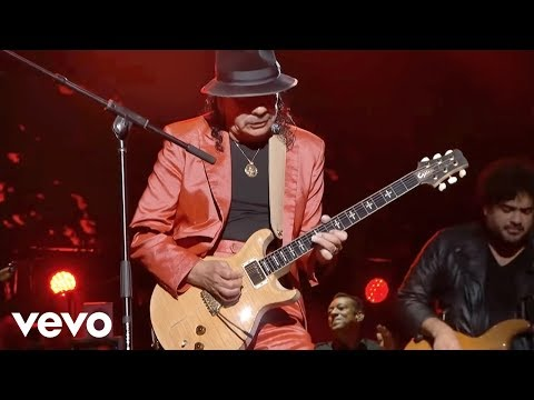 Santana - 2015 Billboard Latin Music Awards ft. Juanes