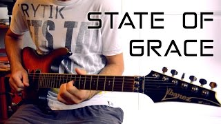 Liquid Tension Experiment - State of Grace (Piano/Guitar Cover)