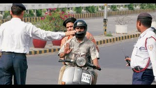 Never succumb to any illegal demands made by the police. Do not attempt to bribe the traffic police.
