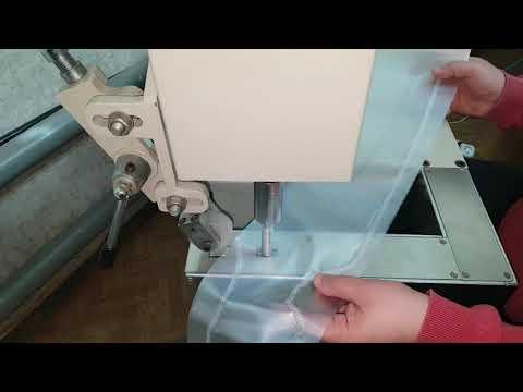 видео: Ультрозвуковая машина рукавного типа