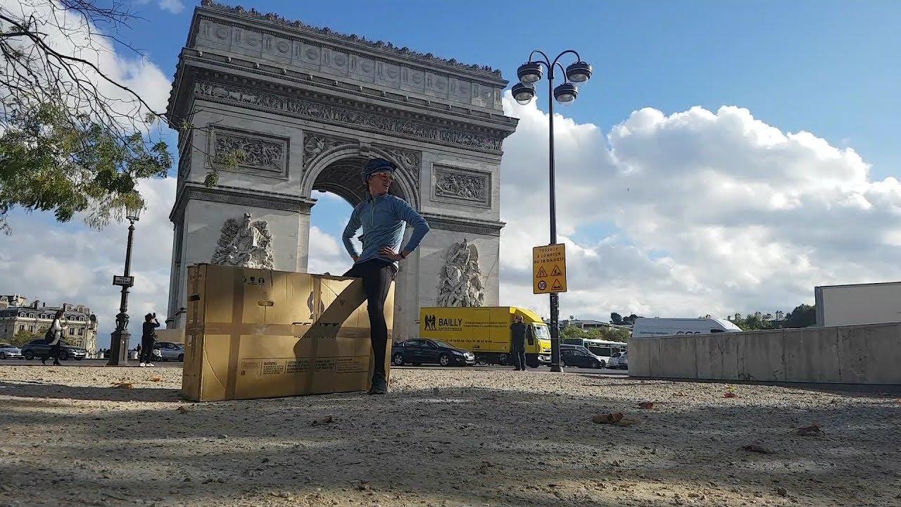svorio netekimas Paryžius