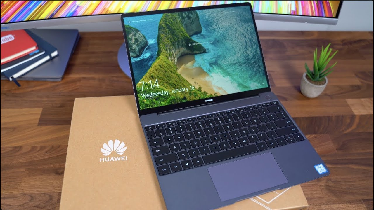 Huawei MateBook 13 , Powerful GPU and much capable Notebook!