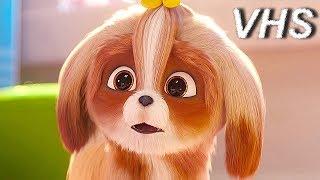 """Тайная жизнь домашних животных 2 - Трейлер """"Дейзи"""" на русском - VHSник"""