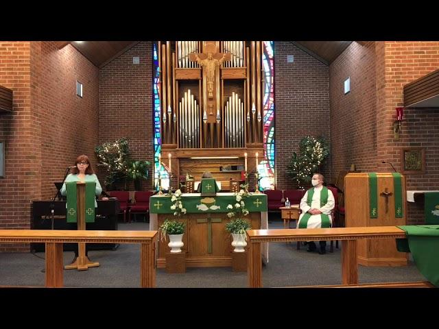 2 Epiphany - Holy Eucharist - Rite II - 1/17/21