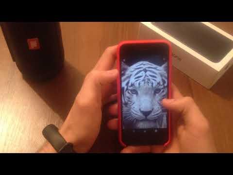 Как сделать живые обои на iphone 7