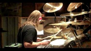 Bobby Jarzombek - 'In The Studio' Part 2 - ARCH/MATHEOS