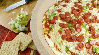 Hot Pizza Dip Recipe - Easy Appetizer | Radacutlery.com