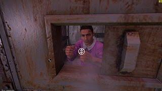 DayZ SA - 1st Prisoner of Prison Island