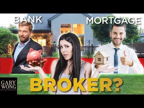 Bank vs Mortgage Broker