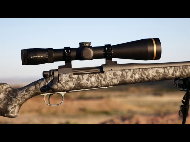 Leupold VX 6 Riflescope  Video Review