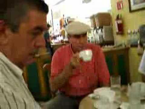 Cafe Italian: Amigos en Veracruz