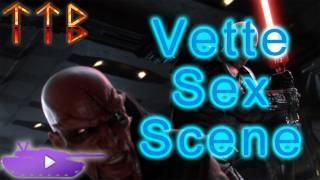 ★ SWTOR - Vette Companion Sex Scene (uncensored!) - ft. TTB …