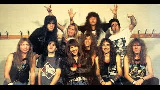 Anthrax - Persistence Of Time 30th Anniversary Remastered - Episode 3 - Iron Maiden