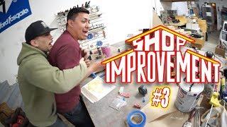Shop Improvement, episode 3